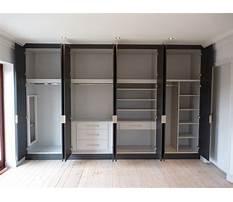 Best Wardrobe cabinet making