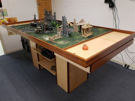 Wargaming-Tables-Plans