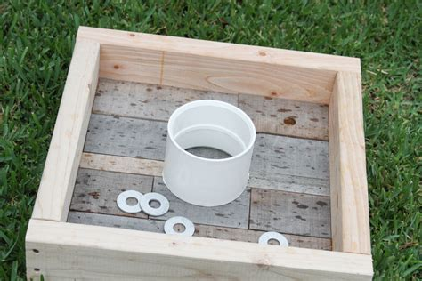 Washer Toss Game Diy