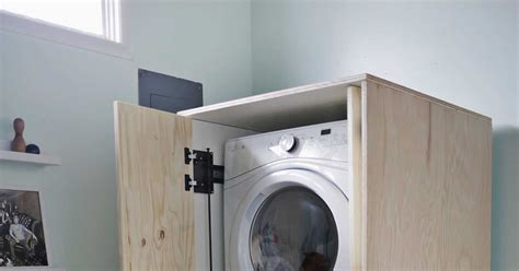 Washer-And-Dryer-Enclosure-Plans