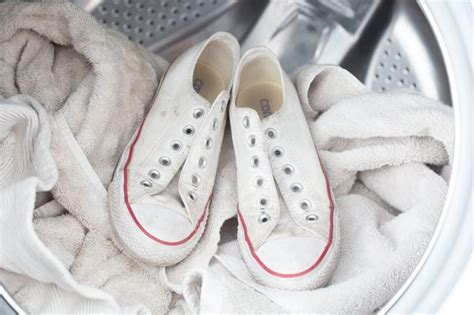 Washing Converse Sneakers In Washing Machine
