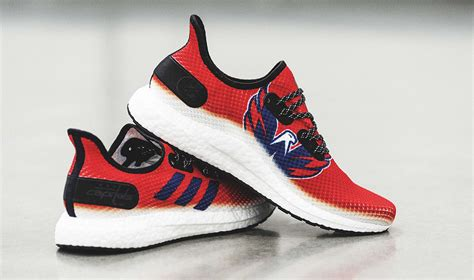 Washington Capitals Adidas Sneakers