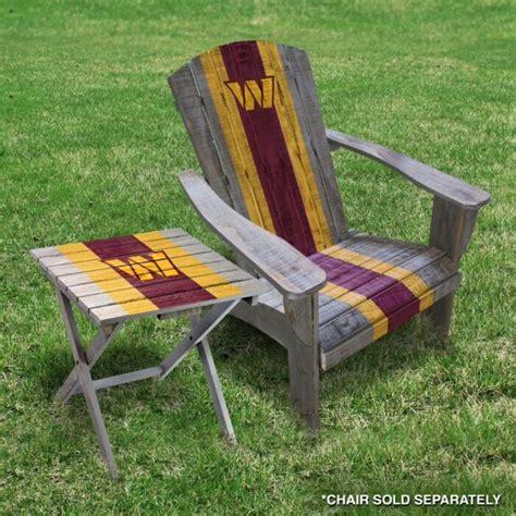 Washington-Adirondack-Chair