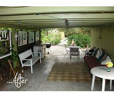 Best Watch this video before turning your carport into a garage or living space