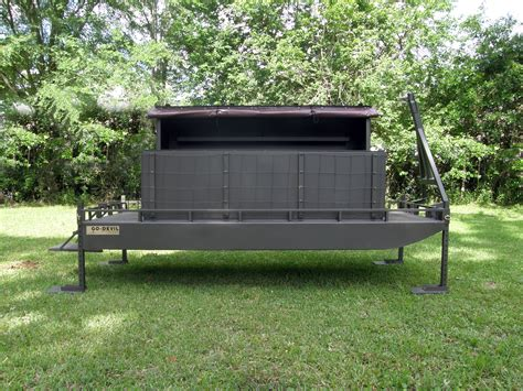Waterfowl Hunting Blind Plans
