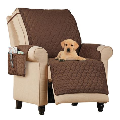 Waterproof Recliner Cover With Straps