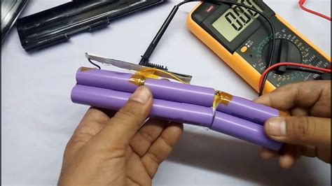 Way To Rebuild Battery