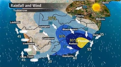 Weather 24 7 South Africa