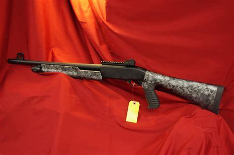 Weatherby Pa 459 Skull Shotgun And 12 Gauge Shotgun Shell Leather Belt Buckle