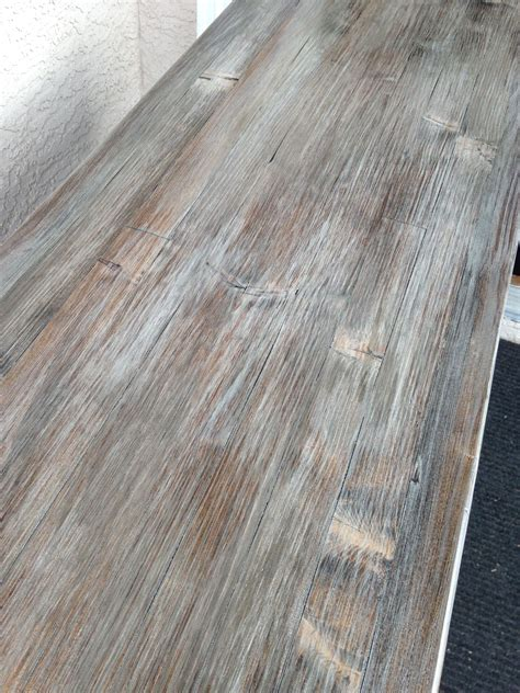 Weathered Wood Stain Driftwood Grey