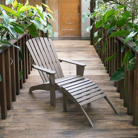 Weathered-Gray-Adirondack-Chairs