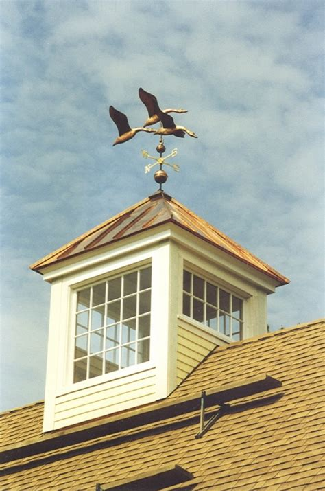 Weathervane Cupola Plans Roof Storey