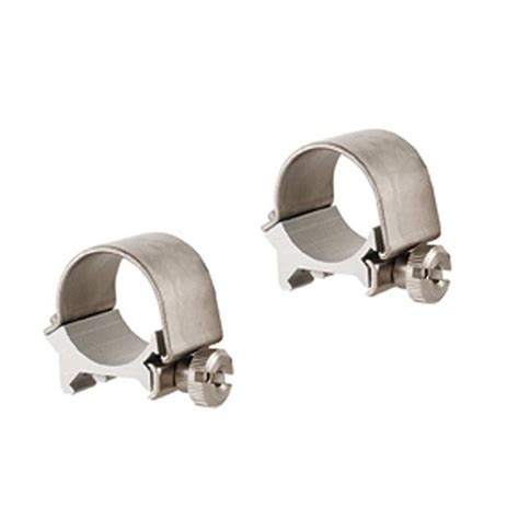 Weaver Low Scope Rings And 308 Headspace Gauge Dimensions