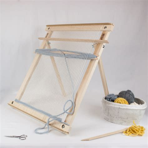 Weaving Frame Loom With Stand