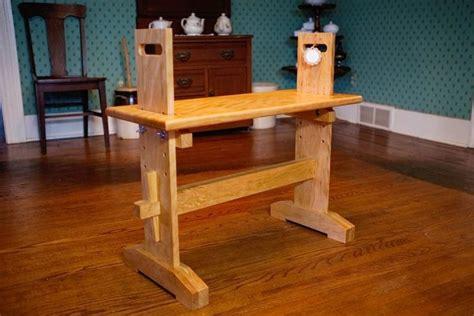 Weaving-Loom-Bench-Plans