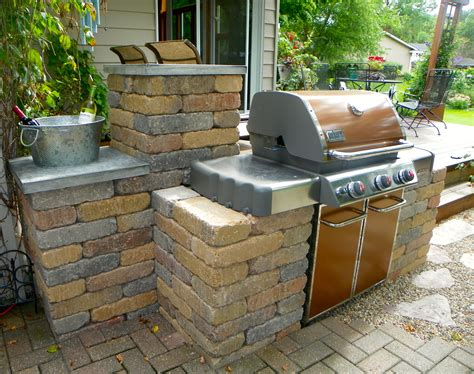 Weber Built In Grill Plans