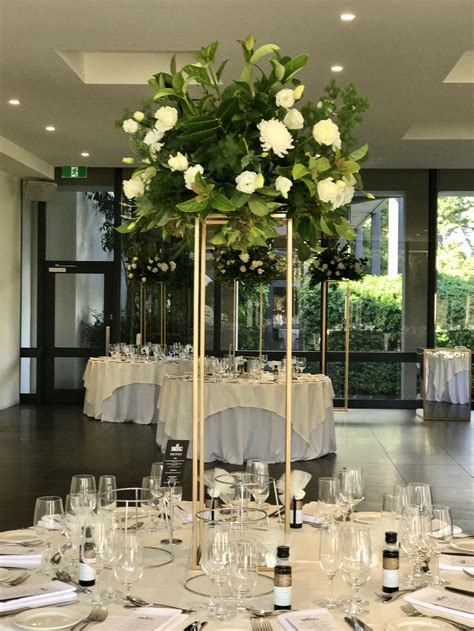 Wedding Table Flowers Diy