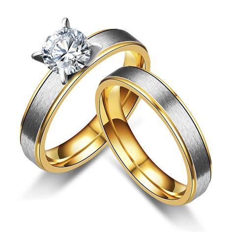 Wedding Rings for Lover's Wedding
