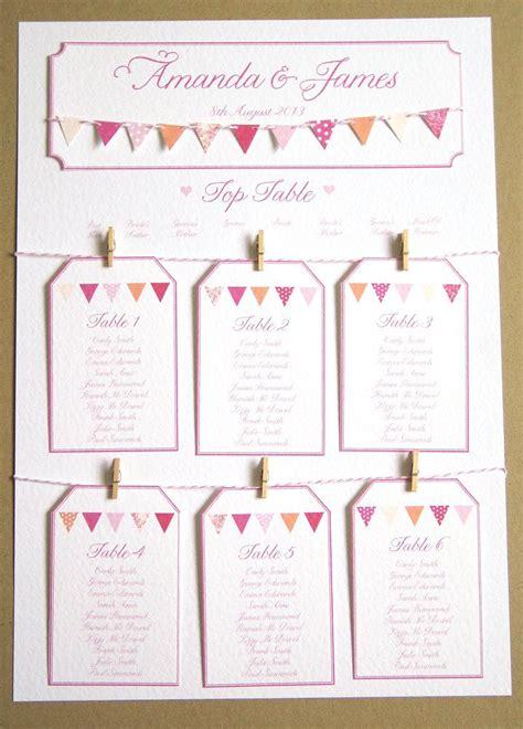 Wedding-Table-Plan-Bunting