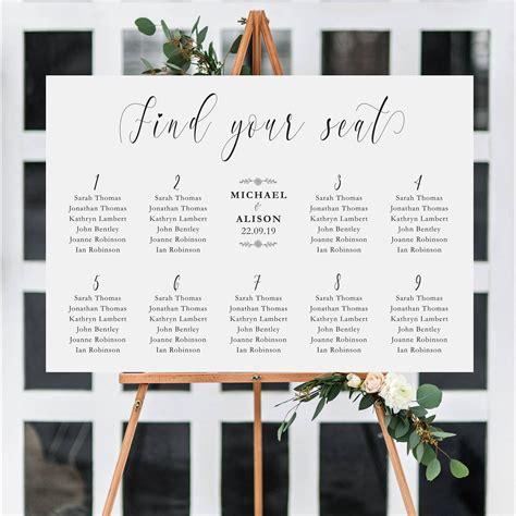 Wedding-Table-Plan-Name-Order