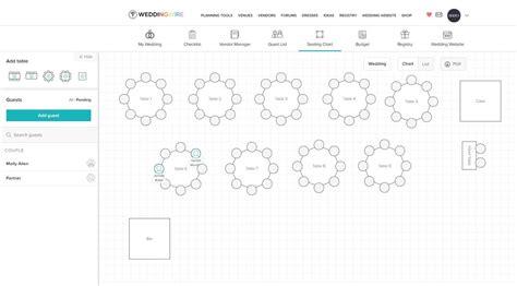 Wedding-Table-Planning-Tool