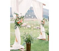 Best Wedding arbor designs.aspx