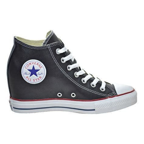 Wedge Converse Sneakers Black