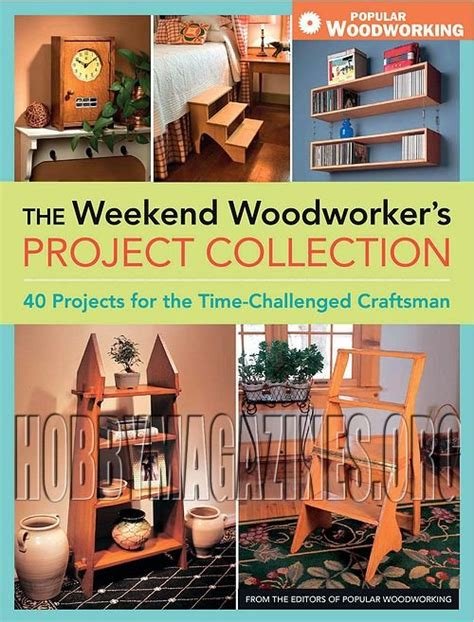 Weekend Woodworking Projects Pc Magazine Downloads