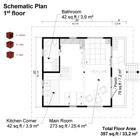 Weekend-Cabin-Floor-Plans