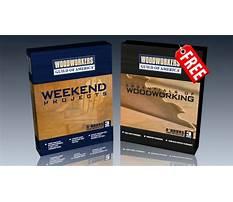 Best Weekend woodworking projects dvd