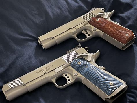 Weight Of Colt 1911 Loaded And Daniel Defense 18 Inch Barrel