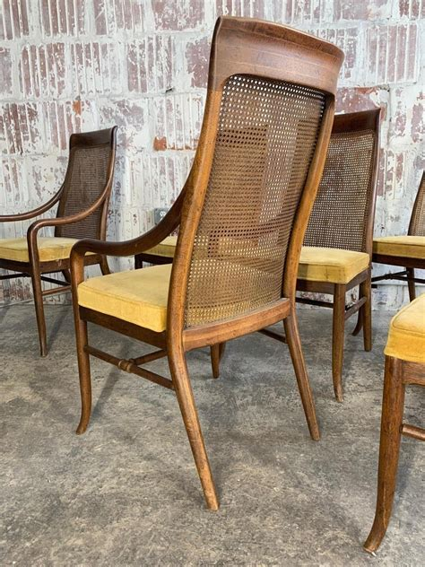 Weiman High Back Dining Chairs