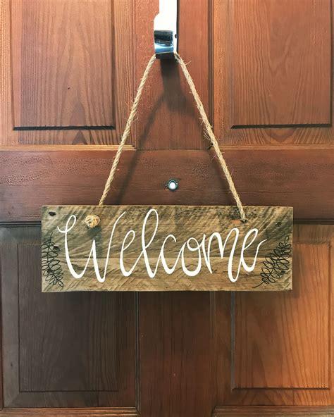 Welcome-Door-Signs-Diy