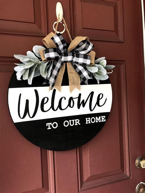 Welcome-Signs-For-Front-Door-Diy