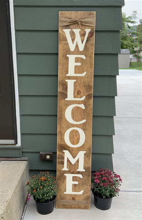 Welcome-Wood-Sign-Diy