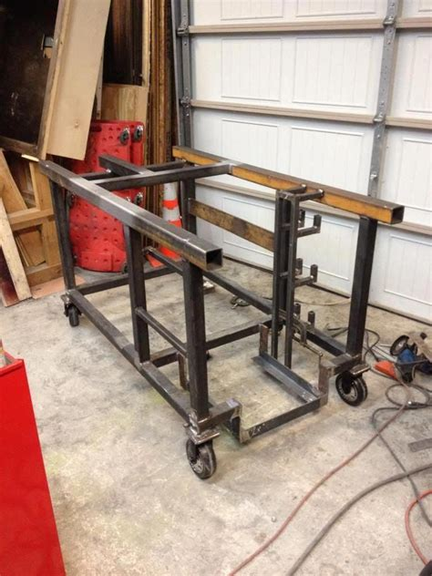 Welding Table Plans Or Ideas For Christmas