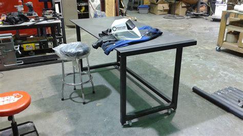 Welding-Draft-Table-Diy