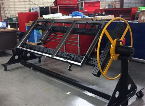 Welding-Table-Plans-Full-Sheet