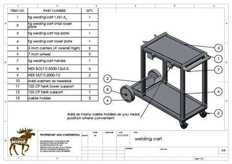 Welding-Trolley-Plans