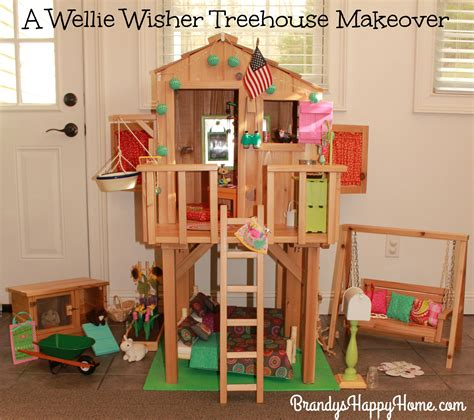 Wellie Wishers Diy House