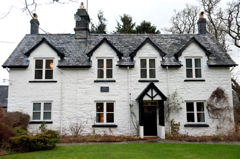 Welsh Stone Farmhouse Floor Plans