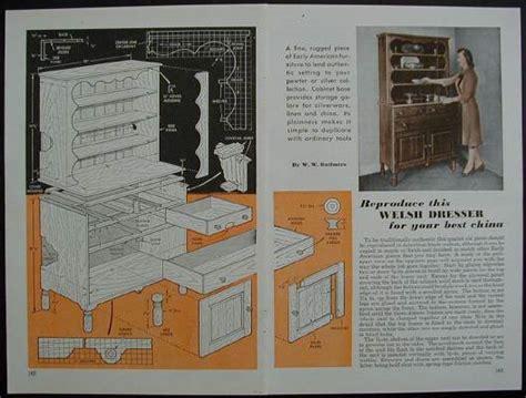 Welsh-Dresser-Woodworking-Plans