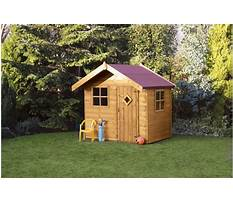 Best Wendy playhouse plans
