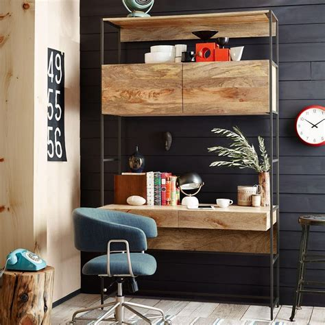 West Elm Modular Industrial Storage Diy Bedroom