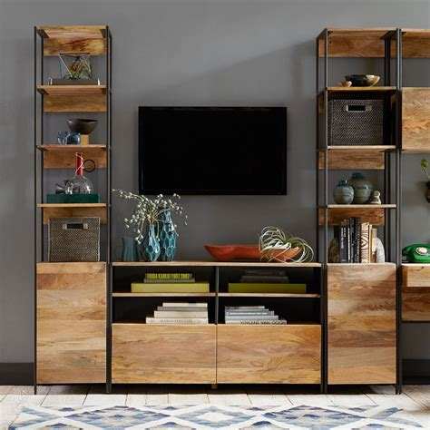 West Elm Modular Industrial Storage Diy Kitchen