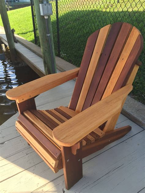 Western-Red-Cedar-Adirondack-Chairs