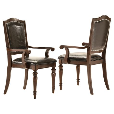 Weston Leather Dining Chairs