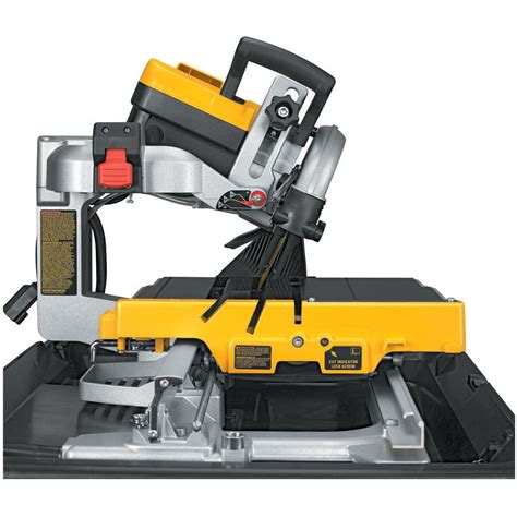 Wet tile saw dewalt.aspx Image
