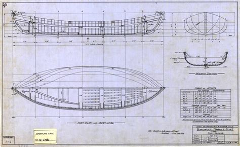 Whale Boat Plans Online