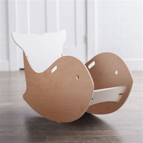 Whale-Rocking-Chair-Plans